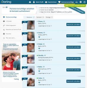 Weibliche geführte Beziehung Datating Website
